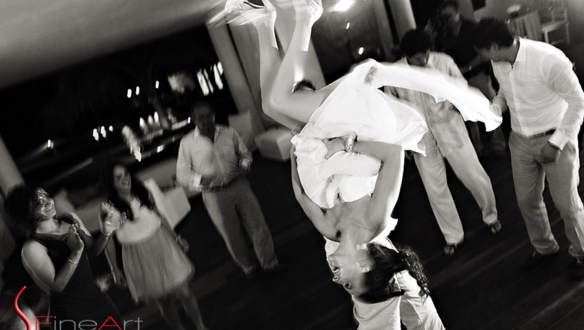 How to throw the best dance party ever…10 Tips to to guarantee an amazing wedding reception
